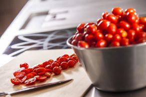 concassè di pomodori